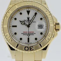 勞力士 (Rolex) Yacht Master 18K Gelbgold 16628