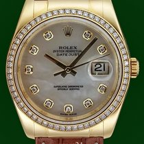 Ρολεξ (Rolex) Datejust 116188 Mother Of Pearl 36mm Gold...