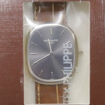 Πατέκ Φιλίπ (Patek Philippe) New  Ellipse 18k White Gold Gray...