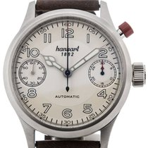 Hanhart Pioneer MonoScope 45 Automatic Chronograph