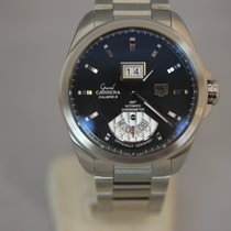 TAG Heuer Grand Carrera Calibre 8RS Grand Date GMT 42,5mm...