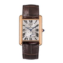 Cartier Tank Louis Manual Mens Watch Ref W1560003
