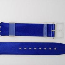 Swatch Platinum Tresor Magique Watch Strap Plastic NEW