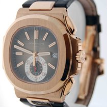 Patek Philippe Nautilus Chronograph 18k Rose Gold Box/Papers ...