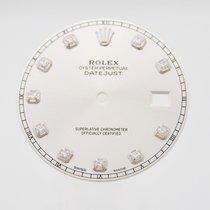 Rolex Datejust Zifferblatt, silber 116334 - 116300