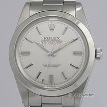 ロレックス (Rolex) Milgauss MK1 The first 1019 model had 1/5-second...