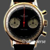 "Breitling Top Time Vintage Chronograph  Handaufzug ""Revers..."