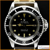 Rolex Submariner Ref 5513 with Dial 200 Meter First Rare