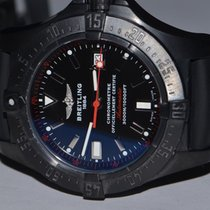 Breitling Blacksteel Avenger Seawolf Limited Edition Automatic