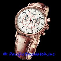 Breguet Classique Chronograph Men's 5247BR/29/9V6 Pre-Owned