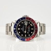 Rolex GMT-Master 16750 Pepsi / 1982 / Full Set / EU (France)