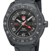 Luminox XU.5021.GN SXC PC Carbon GMT 5020 Space Serie 45mm 200M