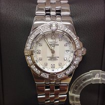 Breitling Starliner A71340 - Diamond Set - Box & Papers 2007