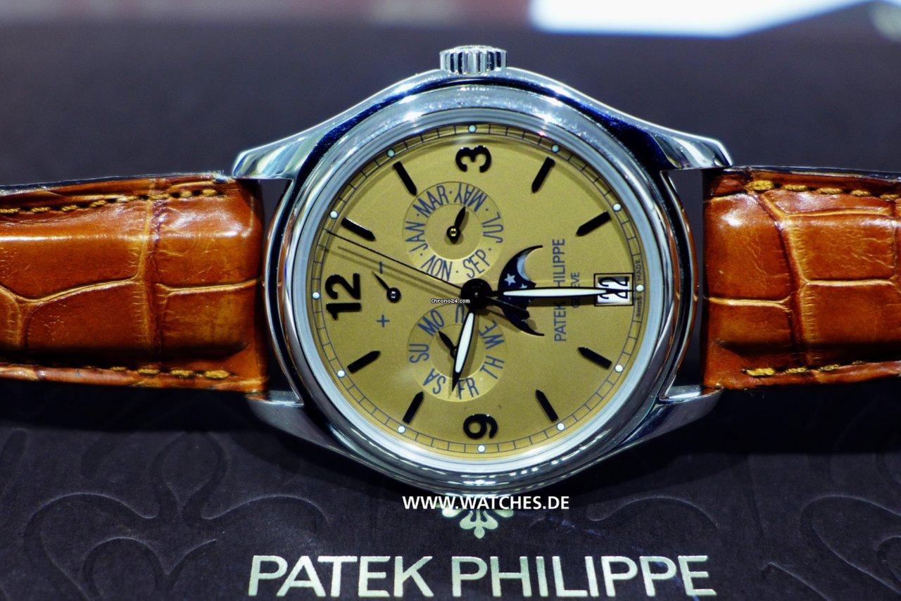 1d3d6dcfd72 Patek Philippe Annual Calendar Platinum Advanced Research -... por R   314.807 para vender por um Trusted Seller na Chrono24