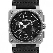 Bell & Ross Steel Chronographe