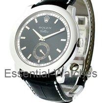 Rolex Used 5241.6_used Cellinium in Platinum with Black Dial...