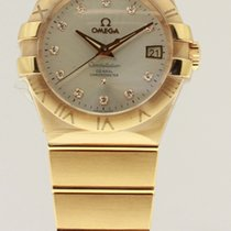 Omega Constellation Co-Axial - NEW - with B+P Listprice €...