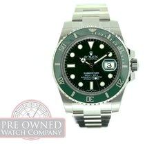 Rolex Green Submariner
