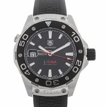 TAG Heuer Aquaracer Team USA 34th Americas Cup 43 Automatic...