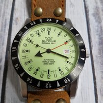 Γκλισίν (Glycine) Airman MLV Automatic World Timer  Limited...