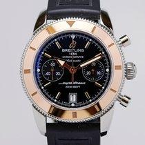 Breitling SuperOcean Heritage Chronograph 44mm Steel & 18K...