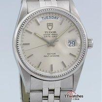 帝陀 (Tudor) Oyster Prince Date Day By Rolex 94710 Vintage