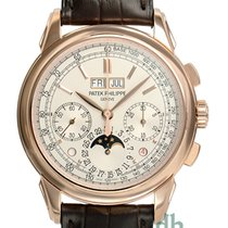 Patek Philippe Grand Complications Chronograph グランドコンプリケーション