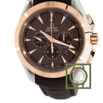 Omega Seamaster Aqua Terra 150m Co-Axial Chronograph 44mm NEW