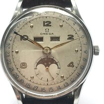 Omega Cosmic Triple Calendar Moonphase Vintage 2471/1