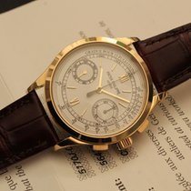 Patek Philippe Chronograph 5170 j medical pulsometric dial box...