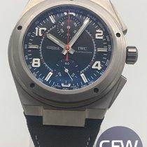IWC Ingenieur AMG Titanium chronograph