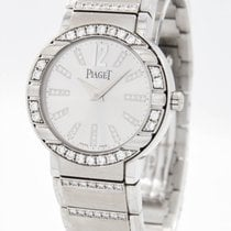 "Piaget ""Polo"" Watch - 18k White Gold & Diamonds..."