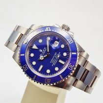 Rolex Submariner 116619LB White Gold top condition