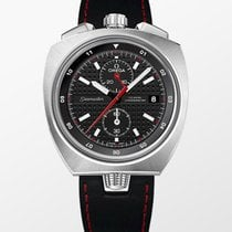 Omega Seamaster Bullhead Co-Axial Chronograph 43 X 43 MM