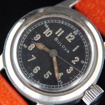 Bulova Military watch