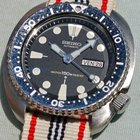 Seiko Diver Automatic Sub 150 Mt. Prima Serie Italia Maggio 1977