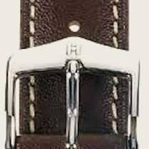 Hirsch Uhrenarmband Heavy Calf braun L 01475010-2-18 18mm