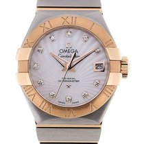 Omega Constellation 27 Automatic Dual Tone