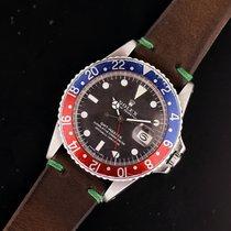 Rolex GMT MAT REF 1675 MK1 TROPICAL