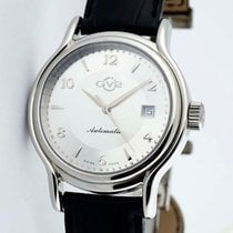 Gevril GV2 Stainless Steel Automatic