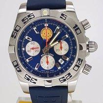 Breitling Chronomat 44  Patrouille de France Limited