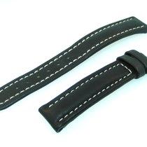 Breitling Band 15mm Black Negra Calf Strap B15-19