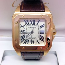 Cartier Santos 100 XL W20071Y1 - Box & Papers 2014
