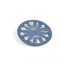 Breitling Zifferblatt Dial Colt Quartz A57035 Herren Uhr Blau