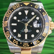Rolex GMT - Master II Ref. 116713 LN LC100 Box/Papers