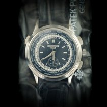 Patek Philippe Complications 5930G-001 World Time Chronograph