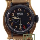 Zenith Pilot Type 20 GMT 1903 Limited Edition black 96.2431.69...