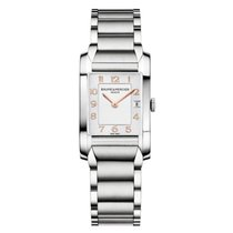 Baume & Mercier Damenuhr Hampton 10049