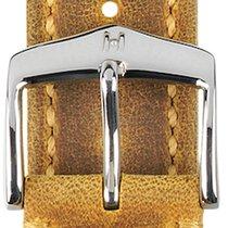 Hirsch Heritage Artisan L Lederband honig 20mm 05033075-2-20