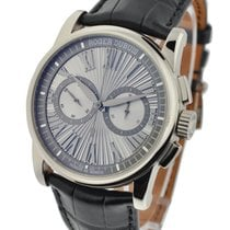 Roger Dubuis RDDBHO0567 Hommage Chronograph in White Gold - on...